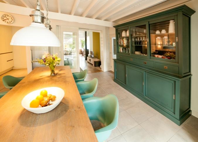 *herinrichting woonkamer keuken stolberg 201-3555