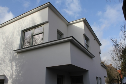 villa nieuwbouw