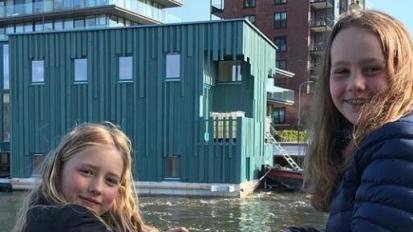 waterwoning Schoon Schip
